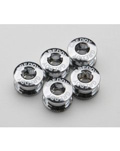 GREDDY CHAIN-RING BOLT&NUT CP CHROME