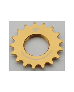 GREDDY FIXED-GEAR COG ALUMI 17T GOLD