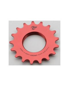GREDDY FIXED-GEAR COG ALUMI 17T RED