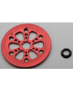 GREDDY SPROCKET BASH GARD Ver. 36T CP RED