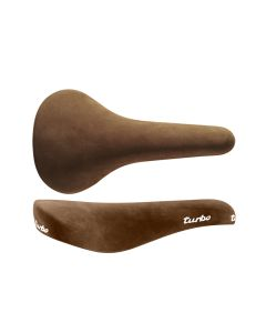 SELLE ITALIA TURBO 1980 BROWN