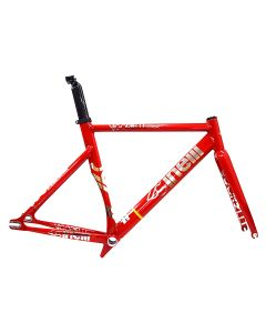 CINELLI VIGORELLI SHARK FRAMESET RED ALERT