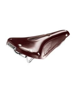 BROOKS B17 NARROW IMPERIAL SADDLE BROWN