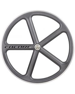 ENCORE WHEELS 700C FIXED GEAR WHEEL CHARCOAL