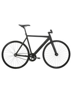 LEADERBIKE THE CURE COMPLETE BIKE MATTE BLACK