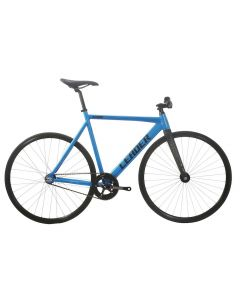 LEADERBIKE THE CURE COMPLETE BIKE CANDY BLUE