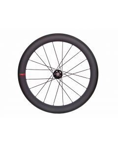 DINER 60mm CARBON CLINCHER WHEEL FRONT