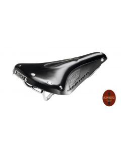 BROOKS B17 IMPERIAL SADDLE BLACK