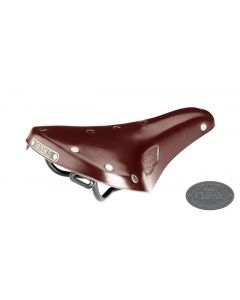 BROOKS B17 S STANDARD SADDLE BROWN