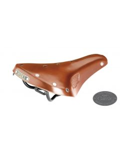 BROOKS B17 S STANDARD SADDLE HONEY