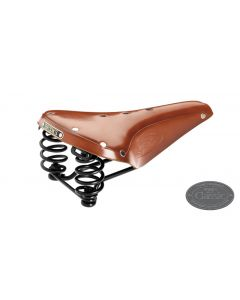 BROOKS FLYER HONEY SADDLE
