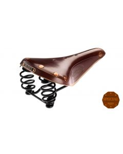 BROOKS FLYER BROWN SADDLE