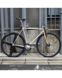 CARTELBIKES JAPAN PRIDE 24mm&4SPOKE CARBON CUSTOM