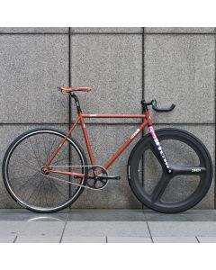 CINELLI TUTTO 3SPOKE CARBON CUSTOM ダイアモンド&ラスト