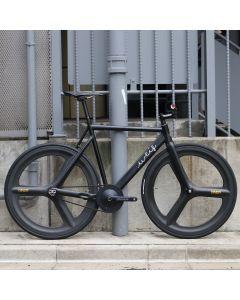 Weis Manufacturing Hammer Aluminium Custom Bike