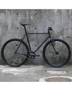 CARTEL BIKES AVENUE MAT BLACK RISER BAR CUSTOM