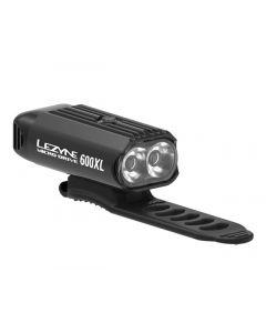 ピストバイク ライト LEZYNE MICRO DRIVE 600XL レザイン マイクロ ドライブ 600XL PISTBIKE