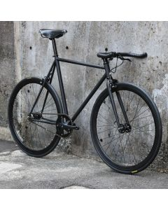 CARTEL BIKES AVENUE LO BLACK BROOKS SPECIAL CUSTOM BLACK