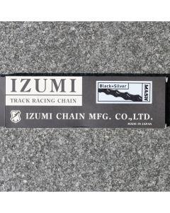 IZUMI × MASH Jet Black Chain (Black x Silver)