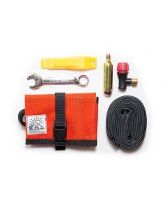 STATEBICYCLE SBC x Road Runner - Bike Roll/Pouch & Tool Set Orange PISTBIKE