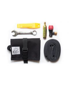STATEBICYCLE SBC x Road Runner - Bike Roll/Pouch & Tool Set Black PISTBIKE