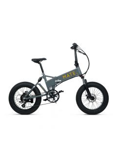 【2021年 3月入荷予定】MATE.BIKE MATE X 250 Jet Grey