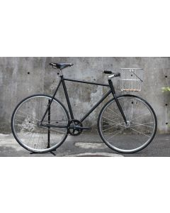 CARTEL BIKES AVENUE LO MAT BLACK BASKET CUSTOM