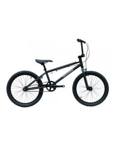 TRUCKERS BMX 20' MAT BLACK