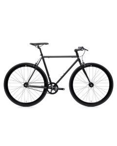ピストバイク 完成車 State Bicycle CORE-LINE WULF MATTE BLACK【ステイトバイシクル コアライン ウルフ マットブラック】
