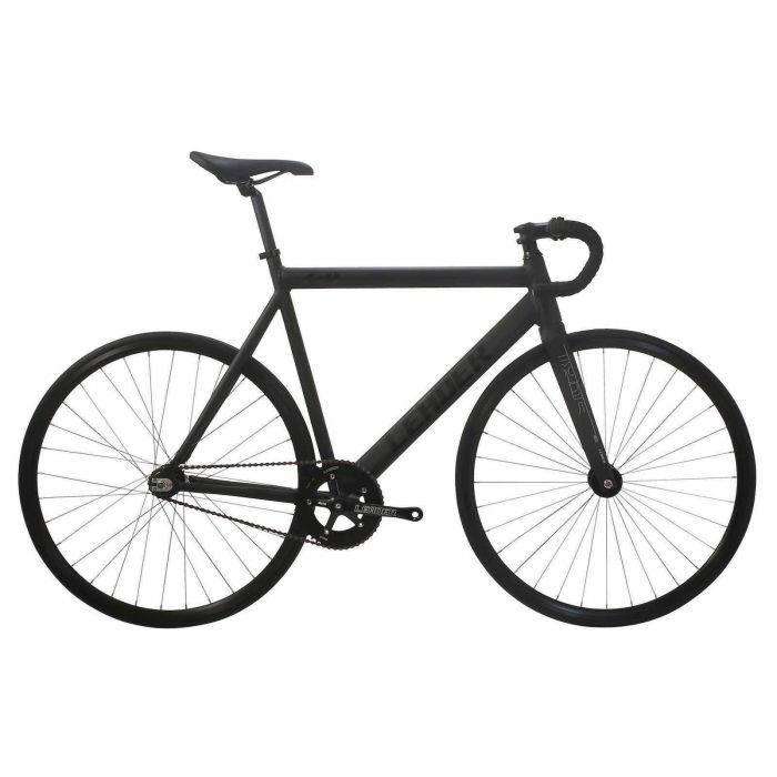 LEADERBIKE 721 COMPLETE BIKE MATTE BLACK