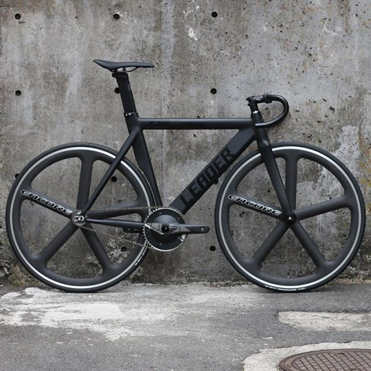 LEADERBIKES 735TR ENCOREWHEELS RAW CUSTOM