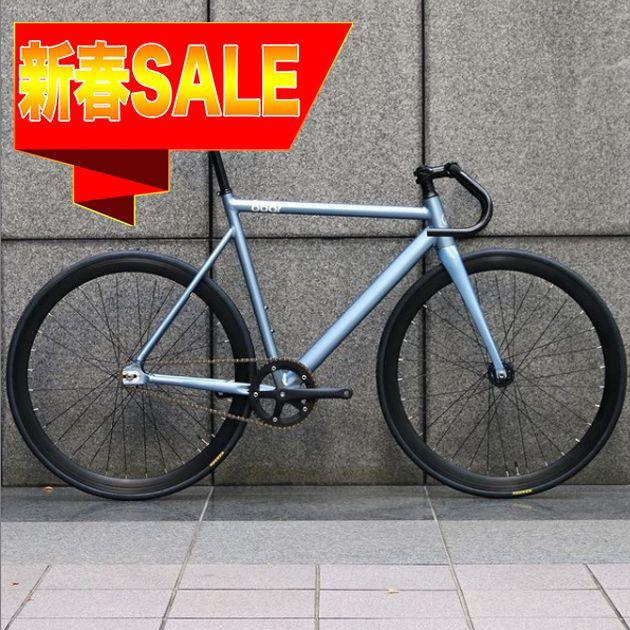 【 新春セール 】 8bar bikes KRZBERG V7 COMPLETE BIKE Blue エイトバー V7 マット クロイツベルク ブルー