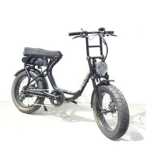 【1月末入荷予定】ROCKA FLAME FUMA フーマ 電動アシスト付自転車 ブラック
