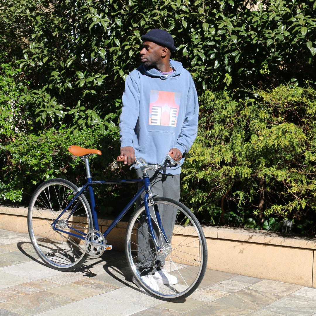 自転車を選ぶ幅は広く!