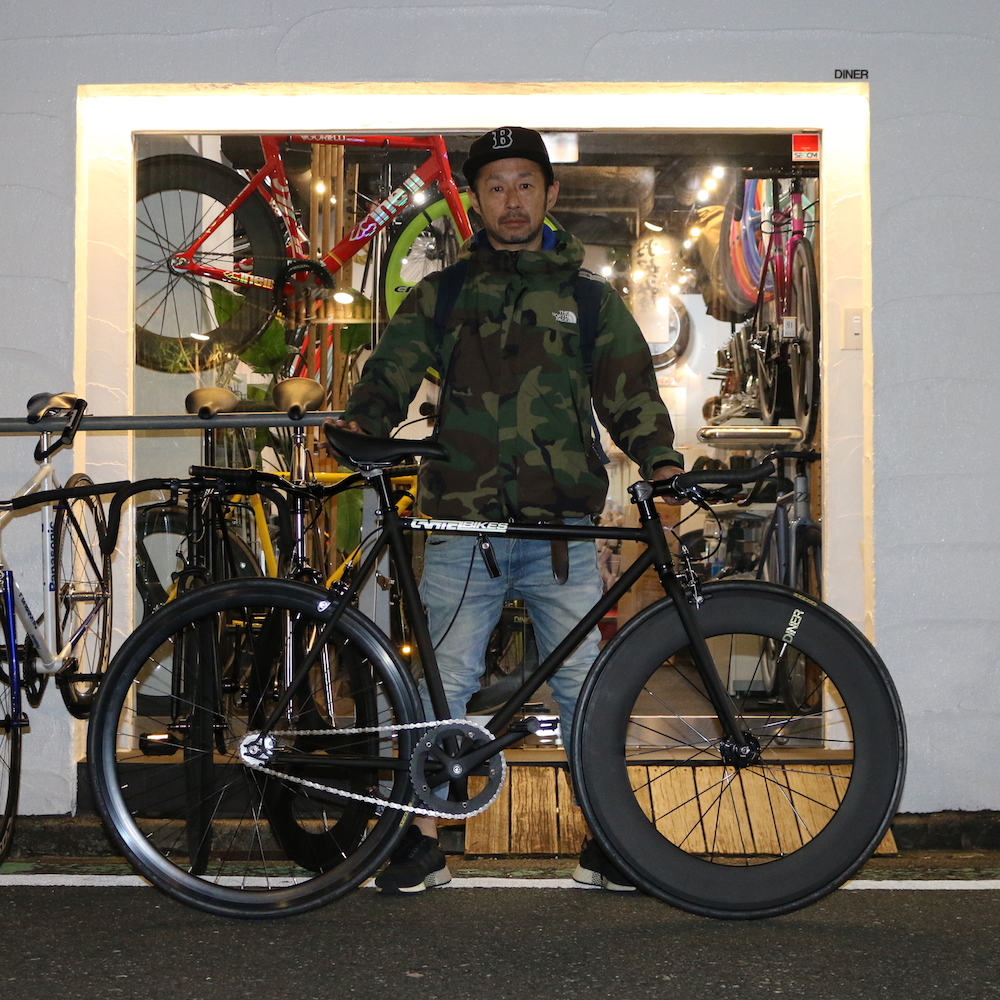 CARTELBIKES AVENUE LO BLACKが旅立ちました!