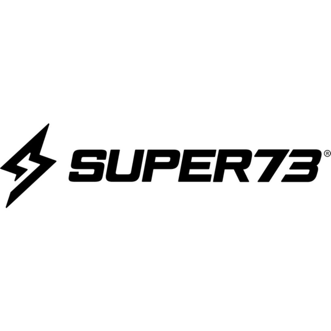 SUPER73スタートです。