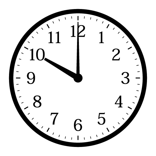 開店時間が変わります。